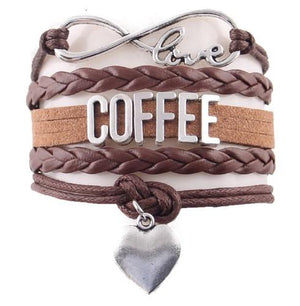 """Love Coffee"" Bracelet - HUNPER"