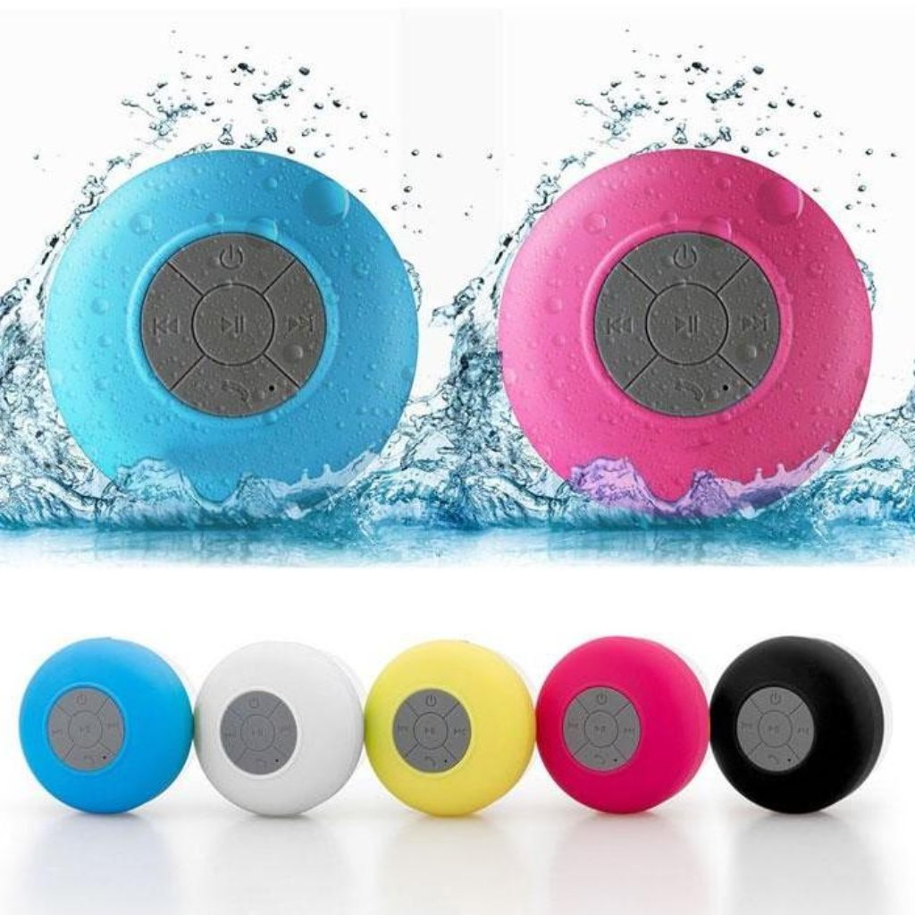 Waterproof Shower Speaker - HUNPER