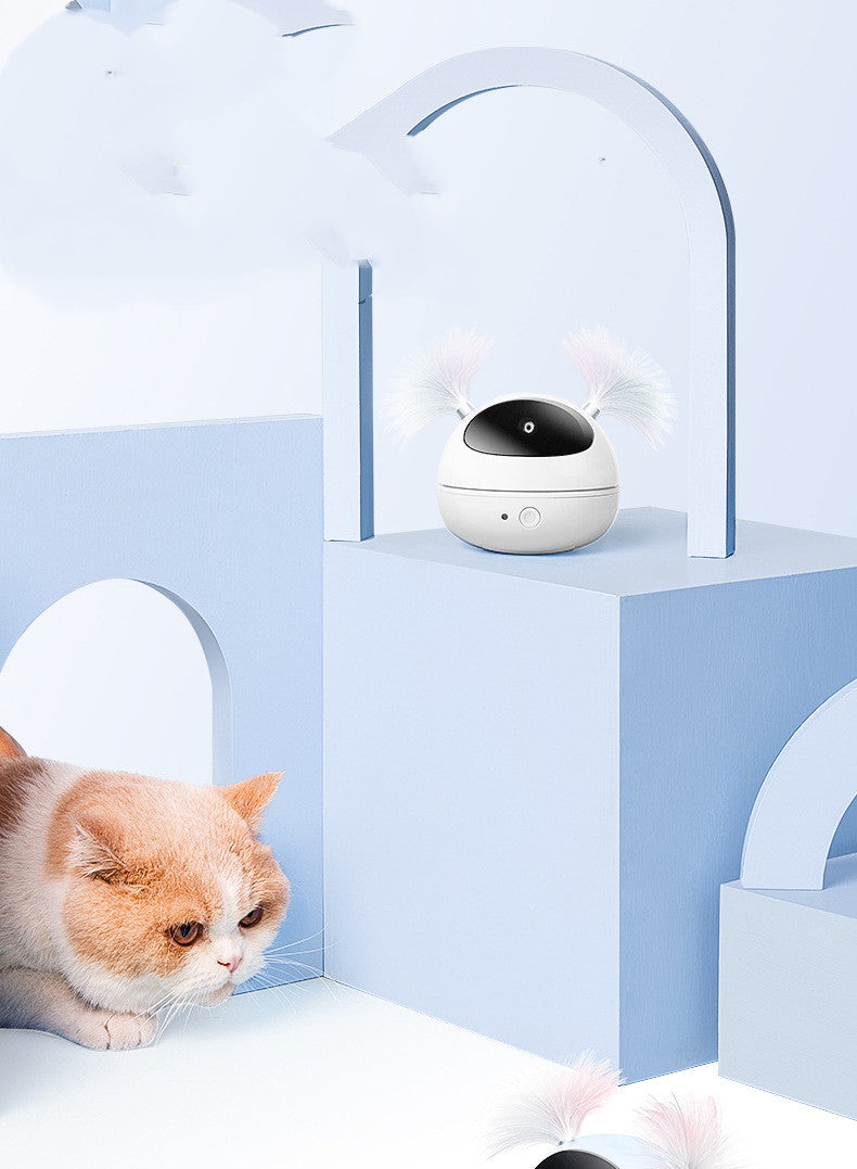 Automatic Electric Cat Toy - HUNPER