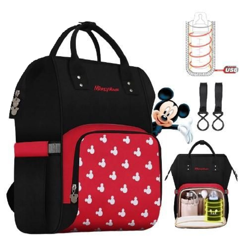 Smart Diaper-Bag Backpack - HUNPER