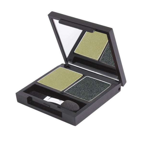Makeup - Certified Organic Duo Eyeshadow Palette