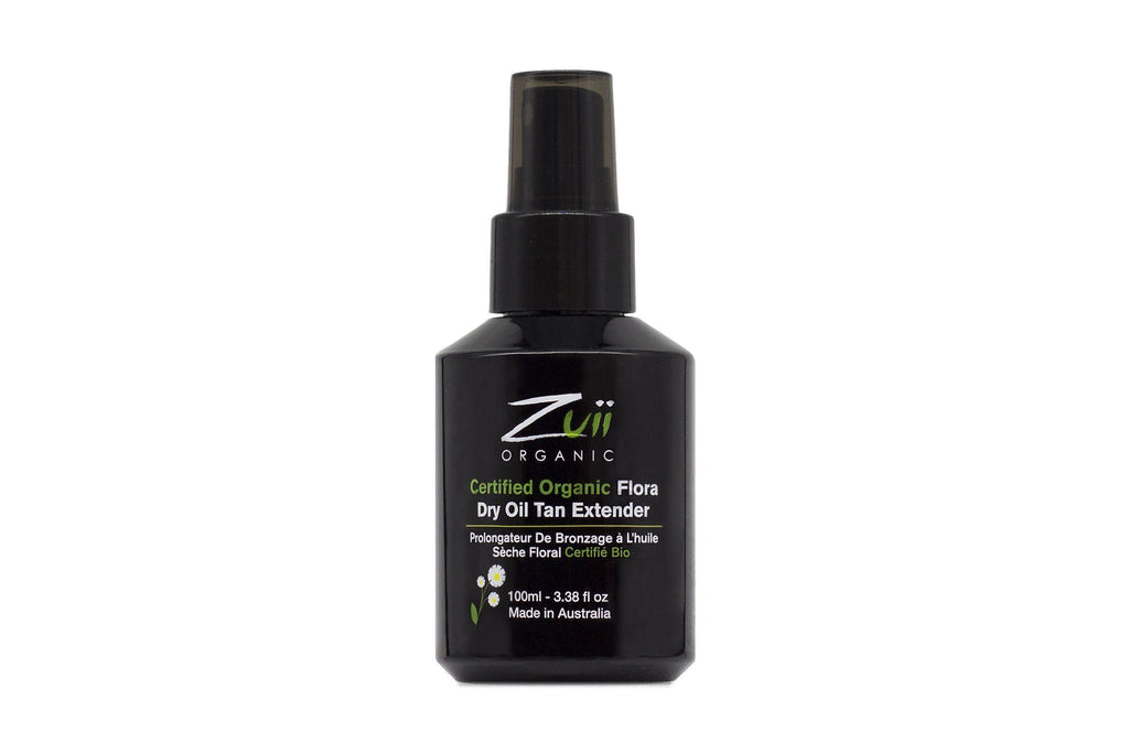 Makeup - Certified Organic Flora Dry Oil Tan Extender