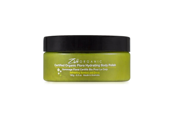 Makeup - Certified Organic Flora Moisturising Body Polish