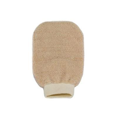 Makeup - Tan Cotton Polishing Mitt