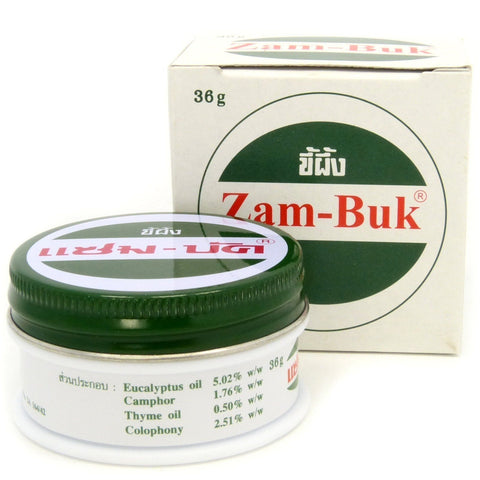 Zam-Buk Zam Buk Medicated Herbal Ointment 36g Pack of 3