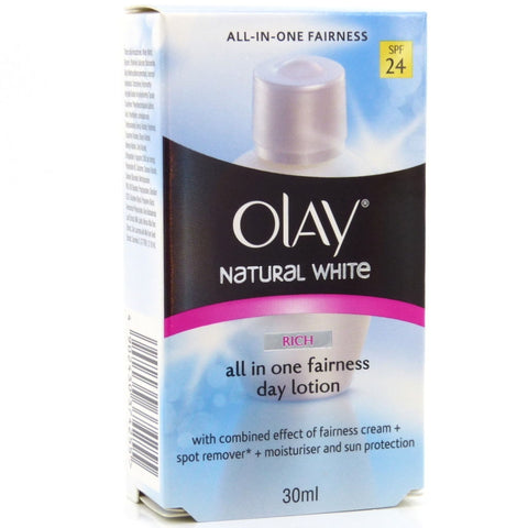 Olay Natural White Healthy Fairness Day Lotion