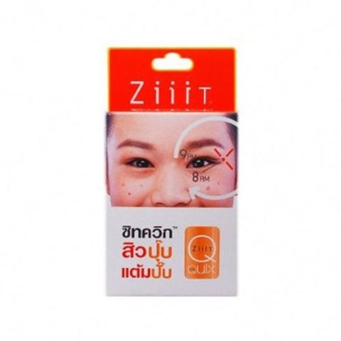 ZIIIT QUIX ZUPER STRENGTH SERUM 3 G. - ANTI-ACNE WITH BHA & THYME ESSENTIAL OIL