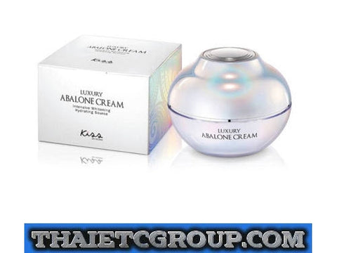 KISS Luxury Abalone Cream whitening intensive hydrating source firm 50 ml