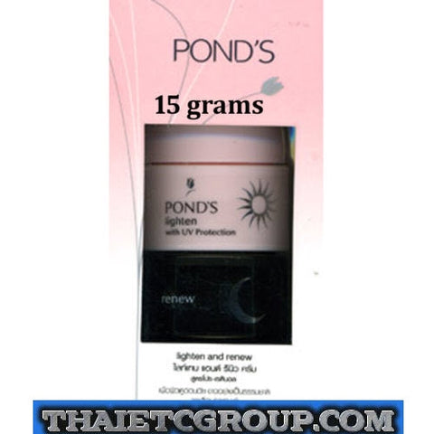 POND'S Lighten & Renew Retinol AHA Lightening Formula Day Night Cream Sets 15g