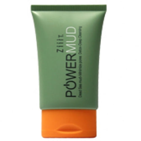 ZIIIT POWERMUD DEAD SEA MUD MASK FOR MINIMIZE PORES DETOX REDUCE BLACKHEADS