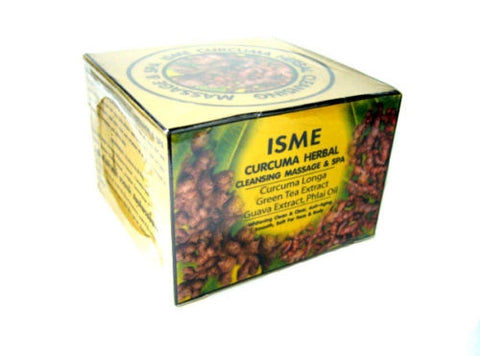 ISME CURCUMA WHITENING ANTI-BLACKHEAD SCAR HERBAL CLEANSING RELAX MASSAGE & SPA