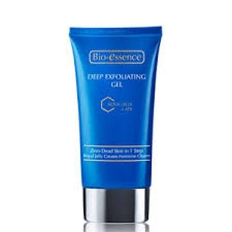 Bio-essence Deep Exfoliating Gel with ATP & Royal Jelly remove blackhead