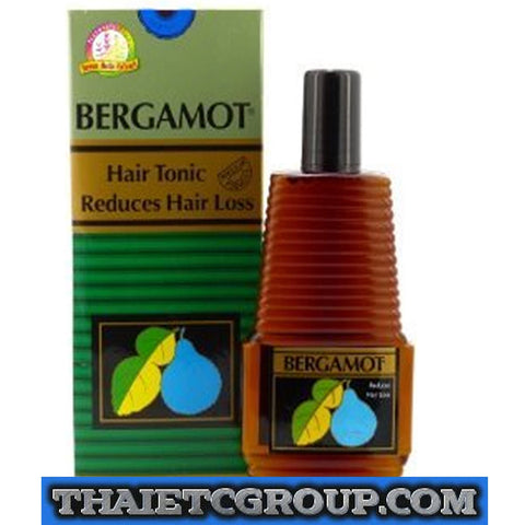 Bergamot Hair Tonic Reduces Loss Treatment Lotion Dandruff Itchyness Dry Scalp