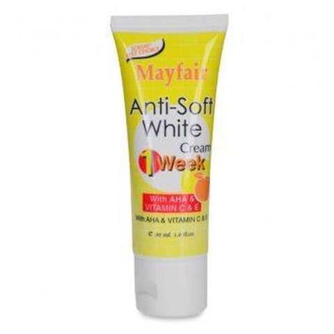 1 WEEK MAYFAIR ANTI-SOFT GROIN BIKINI DELICATE AREA WHITENING LIGHTENING CREAM