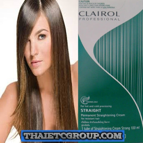 CLAIROL PROFESSIONAL Permanent Straightening for RESISTANT HAIR NORMAL STRONG