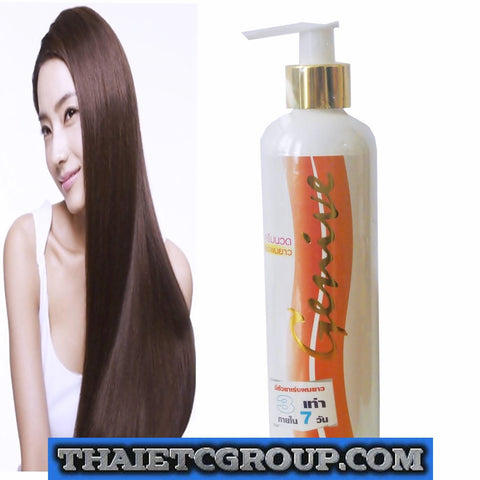 Genive Long Hair Fast Growth Conditioner helps your hair to lengthen grow longer