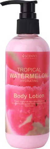 Scentio Tropical Body Lotion Watermelon