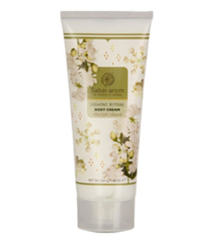 SABAI AROM JASMINE RITUAL SUPER MOISTURIZING BODY CREAM WITH JASMINE SCENT 200ML