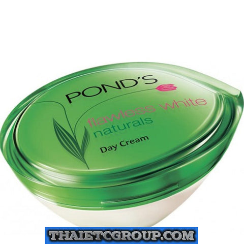 Pond's Flawless White Skin Naturals Whitening day Cream treatment natural 50g