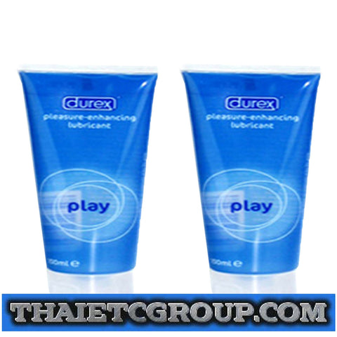 2 DUREX Play sex sexual pleasure enhancing personal lubricant romance build