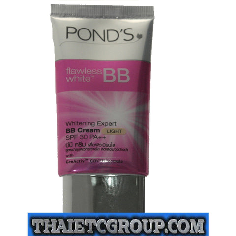 Pond's BB Flawless White BB Cream Light Whitening Expert SPF 30 PA ++ Gen Activ