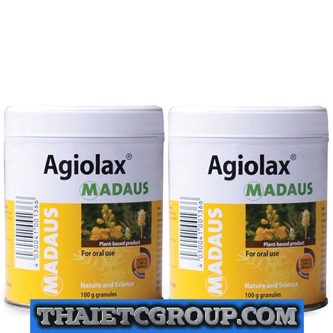 MADAUS AGIOLAX Plant based product granulat laxative relieve constipation 200g