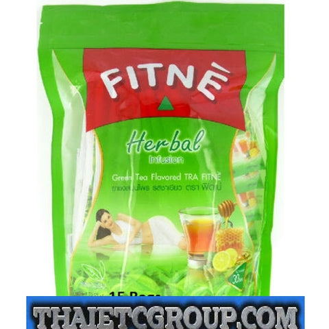 15 FITNE Green Tea Slimming Weight Loss Natural Herb detox Fast Slim Fitness