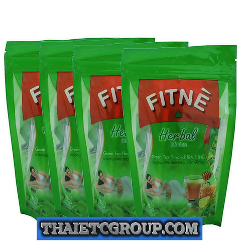 120 x FITNE HERBAL WEIGHT LOSS SLIMMING GREEN DIET TEA WEIGHT MANAGEMENT