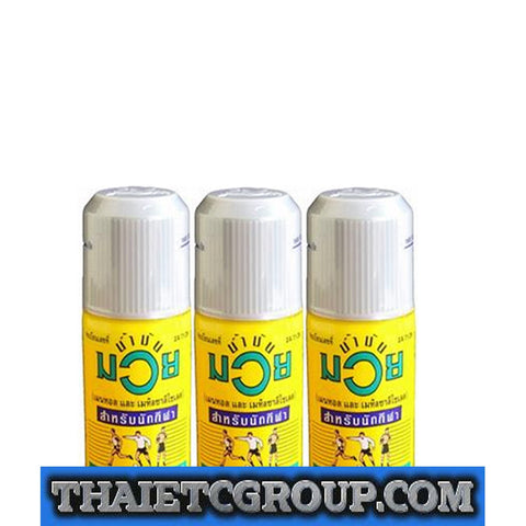 30cc NAMMAN MUAY THAI BOXING OIL LINIMENT MUSCULAR MUSCLE ACHE PAIN RELIEF