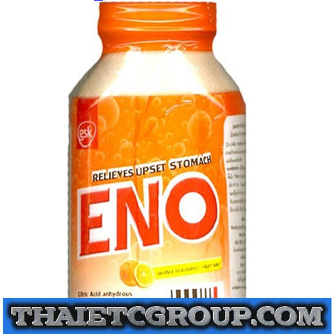 ENO ORANGE SALT HEARTBURN RELIEF RELIEVE UPSET STOMACH similar to Alka seltzer