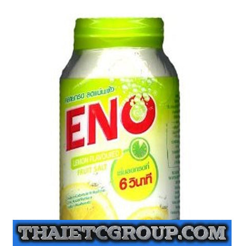 100g ENO LEMON SALT SODIUM BICARBONATE HEARTBURN RELIEF RELIEVE UPSET STOMACH