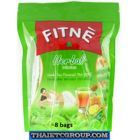 8 FITNE Green Tea Slimming Weight Loss Natural Herb detox Fast Slim Fitness
