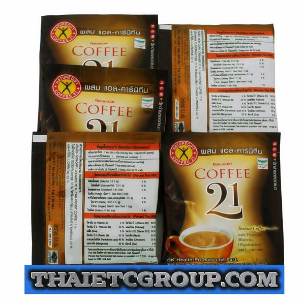slimming cafea 21