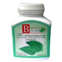 Be-fit green tea extract/black pepper slimming capsules weight loss pills
