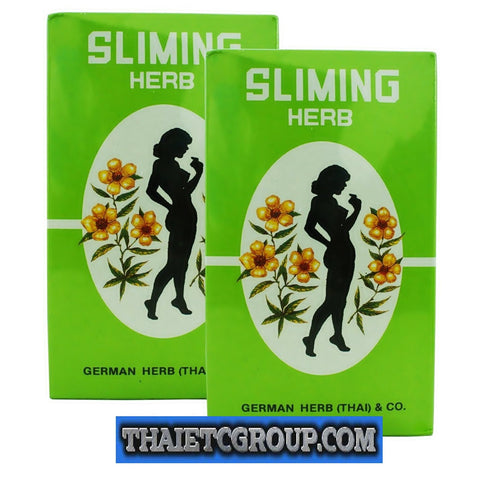 100 tea bags German Herb Sliming Diet fit Slimming Fast slim detox lose weight