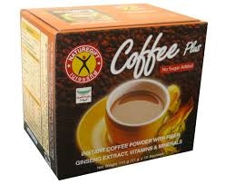 NATUREGIFT COFFEE WEIGHT LOSS DIET 1 BOX/10 SACHETS