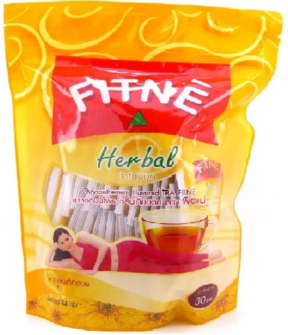 90 tea bags FITNE Chrysanthemum Fitne Herbal slimming weight loss Detox Laxative