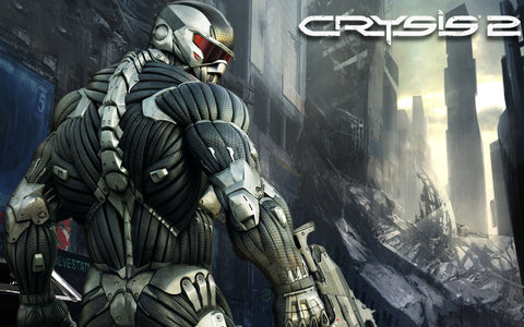 2011 Crysis 2 Game Game Silk Wall Art Poster Print - 13x20 inch (33x50cm)