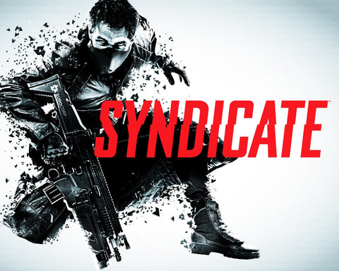 2012 Syndicate Game Game Silk Wall Art Poster Print - 20x30 inch (50x75cm)