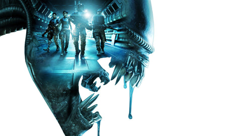 2013 Aliens Colonial Marines Game Game Silk Wall Art Poster Print - 13x20 inch (33x50cm)
