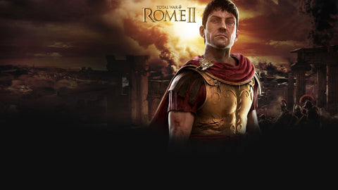 2013 Total War Rome 2 Game Game Silk Wall Art Poster Print - 13x20 inch (33x50cm)