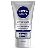 Buy NIVEA FOR MEN FACIAL CLEANSING FOAM EXTRA WHITE (100ML)
