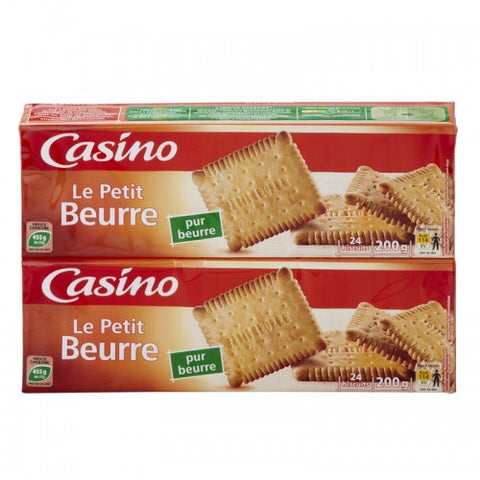 Casino Petit Biscuits  200 g. Pack 2