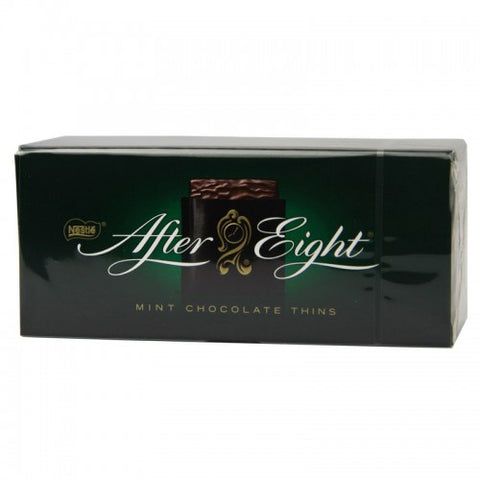 Nestle After Eight Thin chocolate snack Mint (200g)