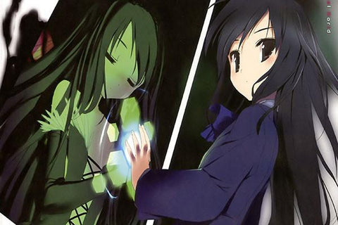 Accel World Anime Comic Art Silk Huge Pictures For Home Decor Hot Anime Girl 39 - 13x20 inch (33x50cm)