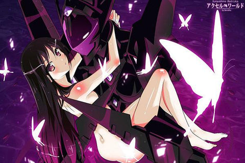 Accel World Anime Comic Art Silk Huge Pictures For Home Decor Hot Anime Girl 31 - 13x20 inch (33x50cm)