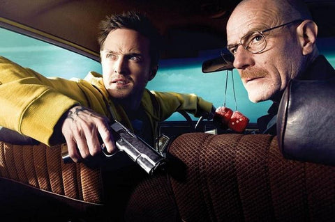BreakingBad Breaking Bad HD Silk Canvas Wall Posters HOT TV Series Show 2 01 - 32x48 inch (80x120cm)