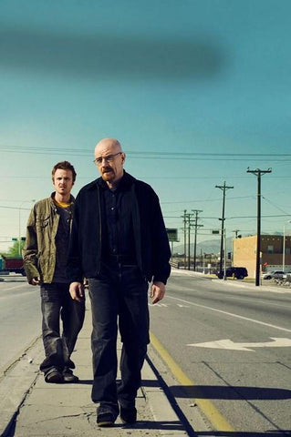 BreakingBad Breaking Bad HD Silk Canvas Wall Posters HOT TV Series Show 2 38 - 32x48 inch (80x120cm)