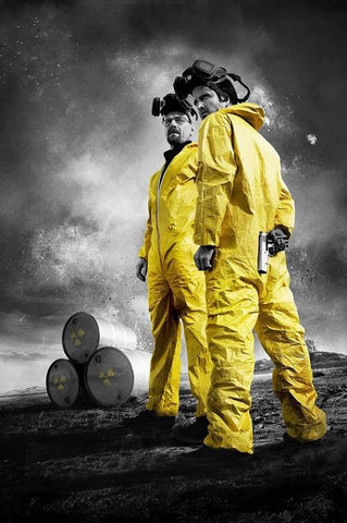 BreakingBad Breaking Bad HD Silk Canvas Wall Posters HD Modern Home Decor 20 - 32x48 inch (80x120cm)