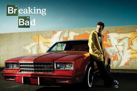 BreakingBad Breaking Bad HD Silk Canvas Wall Posters HD Modern Home Decor 12 - 32x48 inch (80x120cm)